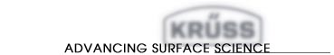 Krüss has been providing instruments for scientific research for more then 200 years. In the past 50 years, Krüss has concentrated its research and development efforts in the fields of instruments for measuring surface tension, interfacial tension and contact angle. Instruments like tensiometers, contact angle meters, goniometer, and other. Our instruments are often in use for controlling in industrial processes: For measuring wetting, pendant drop, critical micell concentration, cmc, sessile drop, spinning drop, bubble pressure, powder wetting, powder pressure, wettability, pendant drop. Cleaning, coating, tensides, emulsion, laquer, polymer, ink jet inks, wafer production, textile finishes, elektroplating bathes.